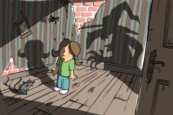 la sorcière du quartier
